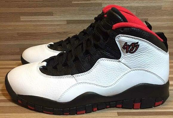 Air Jordan 10 Retro Double Nickel