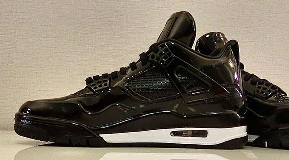 Air Jordan 11Lab4 Black White