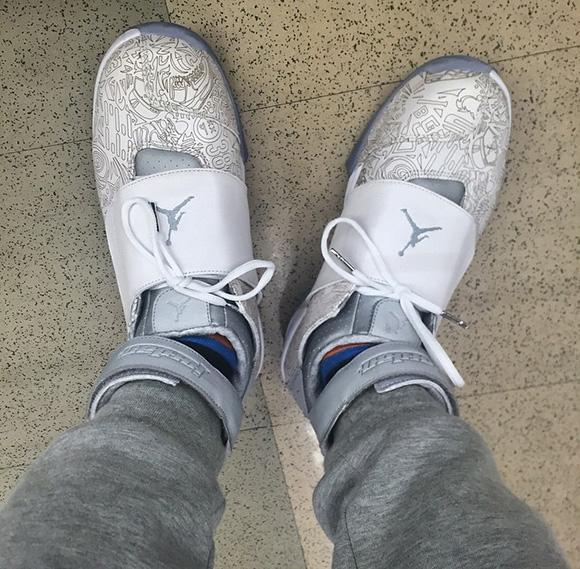 8c72227e855 Release Date: Air Jordan 20 'Laser' Retro | SneakerFiles