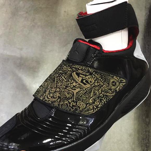 First Look  Air Jordan 20  Stealth  2015 Retro  1f691c1261