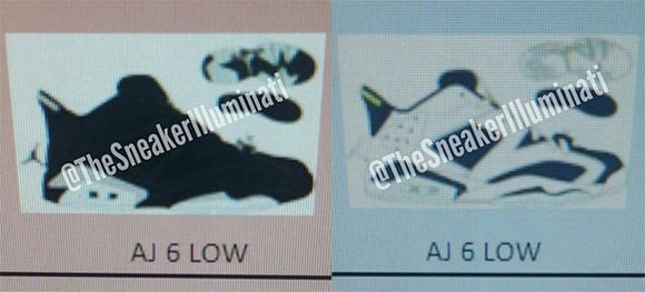 Air Jordan 6 Low 2015 Release Dates and Pricing