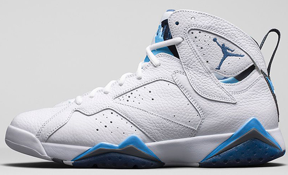 Air Jordan 7 French Blue 2015
