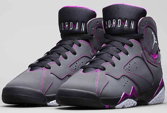 Release Date: Air Jordan 7 GS Valentines Day Release Date