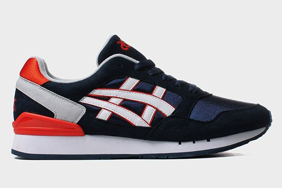 Asics Gel Atlantis Navy White