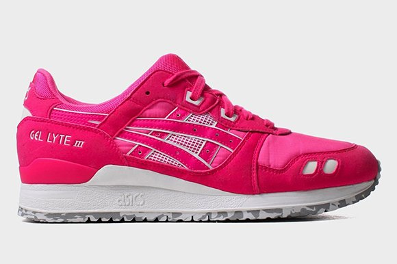 Asics Gel Lyte III Knock Out Pink