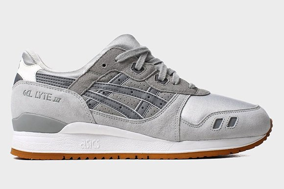 Asics Gel Lyte III Grey 2015