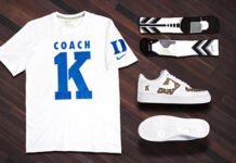 Celebrate Coach K 1,000th Win Nike Basketball
