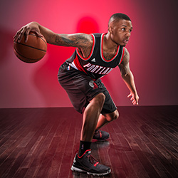 Damian Lillard first adidas Signature Shoe