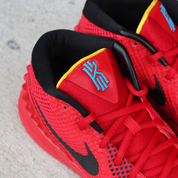 'Deceptive Red' Nike Kyrie 1 - More Images | SneakerFiles