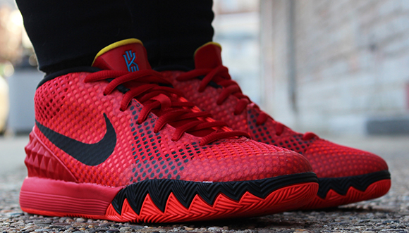 eb2680ab828 Deceptive Red  Nike Kyrie 1 - More Images