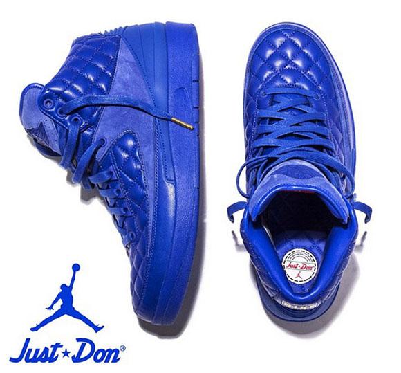Don C x Air Jordan 2