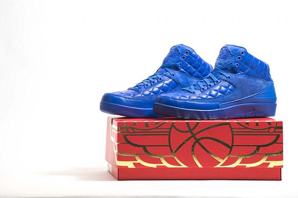 the latest 01f0a 9cd55 Don C x Air Jordan 2