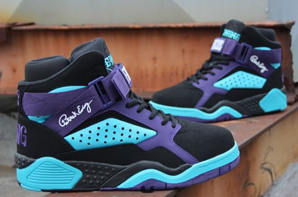 Ewing Athletics Focus Charlotte Hornets