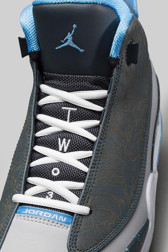 Jordan Dub Zero Wolf Grey