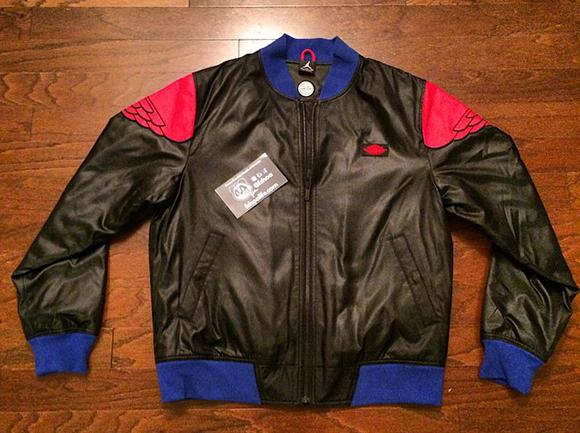 2a9d68be7f8 Just Don x Air Jordan 2 Wings Jacket | SneakerFiles