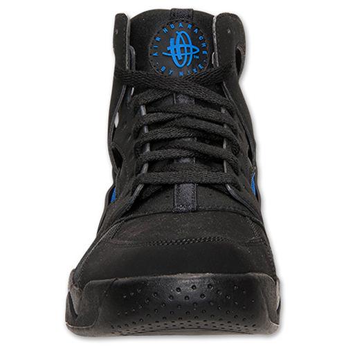 db8b1186f3df Nike Air Flight Huarache Black   Lyon Blue