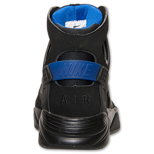Nike Air Flight Huarache Black Lyon Blue