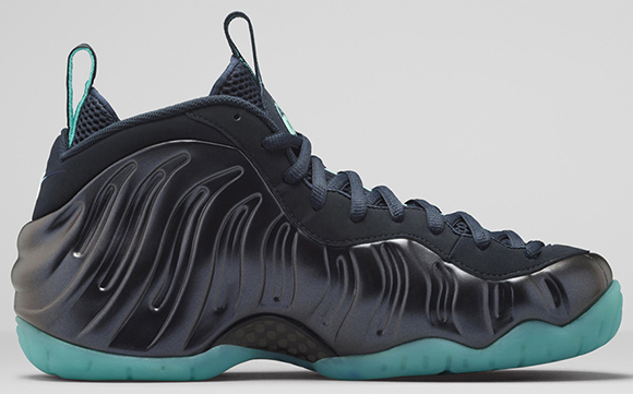 34a3647437f Nike Air Foamposite Pro Dark Obsidian Official Images new ...