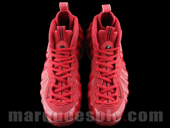 Nike Air Foamposite Pro Red October