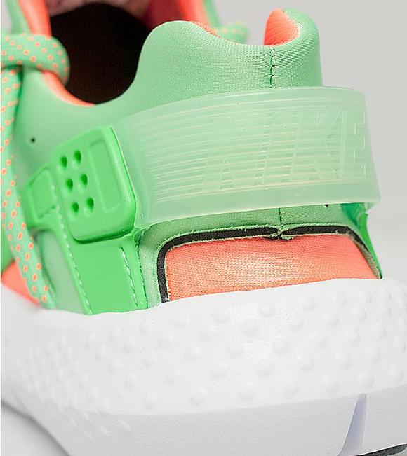 c8b0ff09cbaf8c Nike Air Huarache NM Total Orange   Poison Green