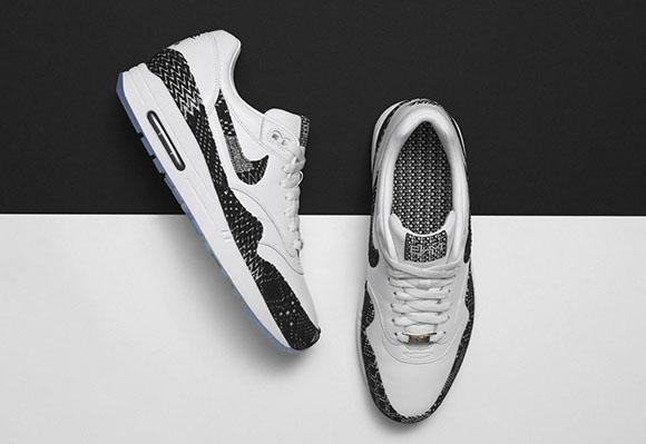 Nike Air Max 1 BHM Black History Month 2015