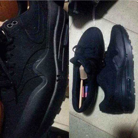 Nike Air Max 1 USMC Black