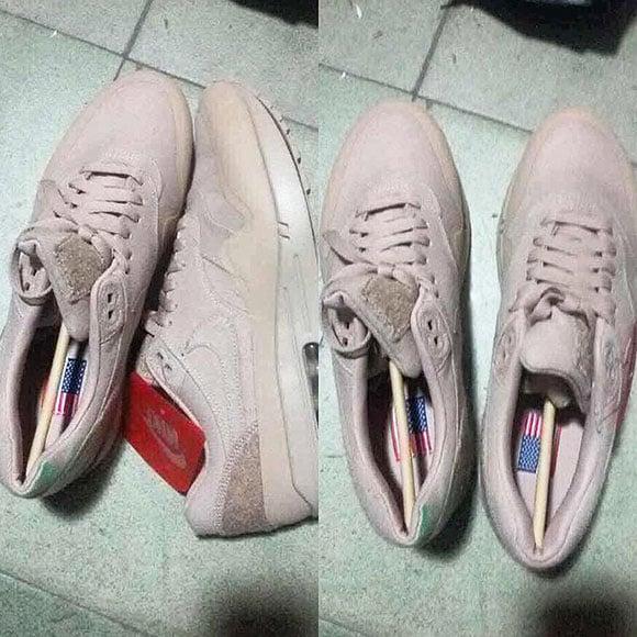 Nike Air Max 1 USMC White