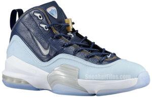 Nike Air Pippen 6 Midnight Navy White