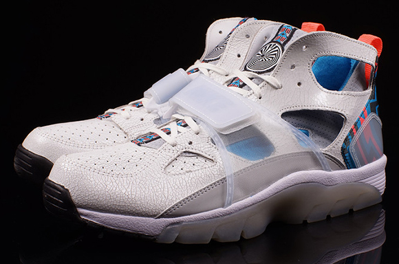 Nike Air Trainer Huarache Superbowl