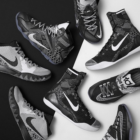 Nike Basketball Black History Month Collection 2015
