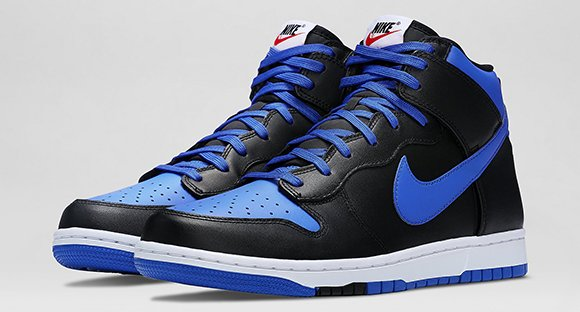 differently meet top quality Blue Black Nike Dunks - Musée des impressionnismes Giverny