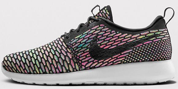 Nike Flyknit Roshe Run NikeiD