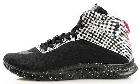 Nike Free Hypervenom Mid Speckled Midsole
