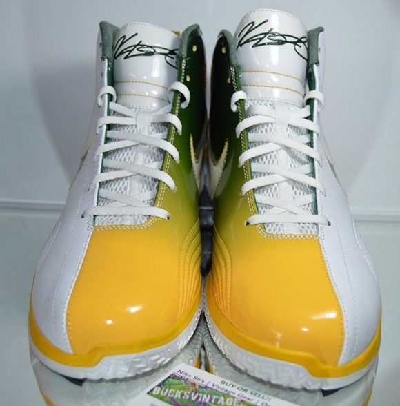 Nike KD 1 Seattle Supersonics PE