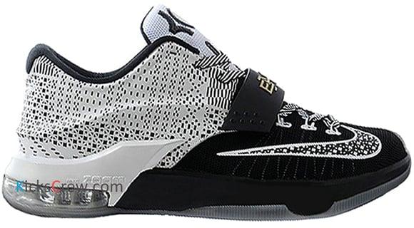 Nike KD 7 BHM (Black History Month)