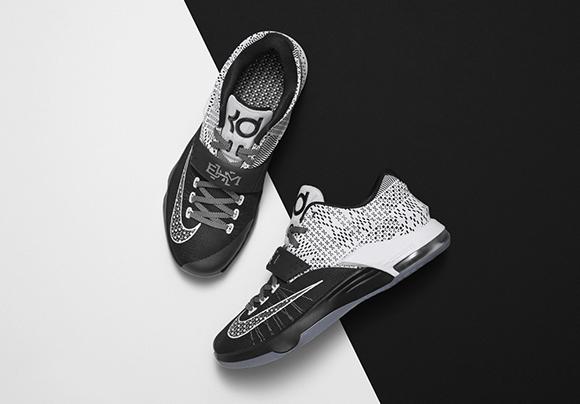 Nike KD 7 Black History Month BHM 2015