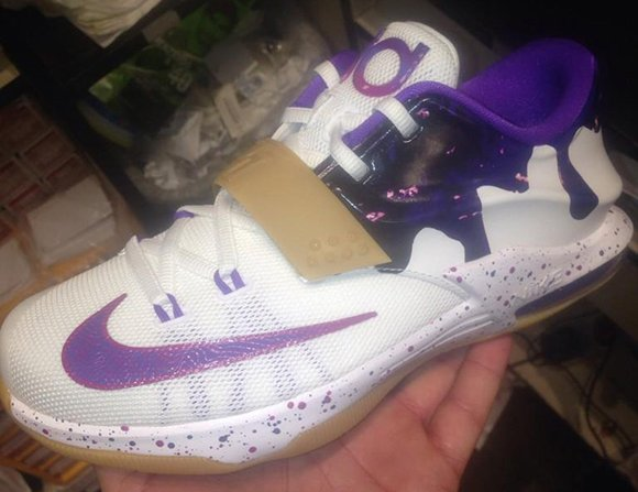 Nike KD 7 GS PBJ Peanut Butter and Jelly