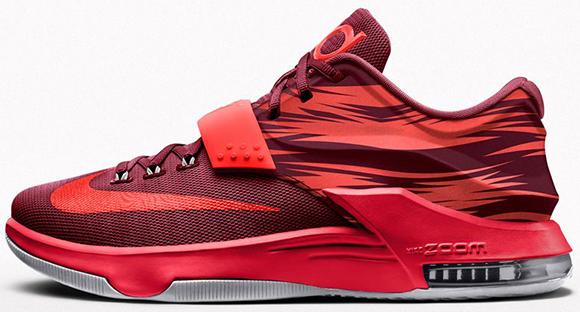 new styles 57c81 9f10c Nike KD 7 Road Camo Option NikeiD