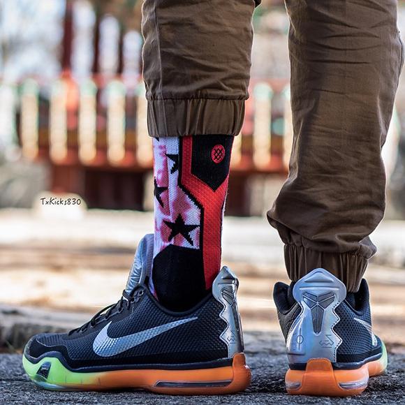 Nike Kobe 10 All Star On Feet