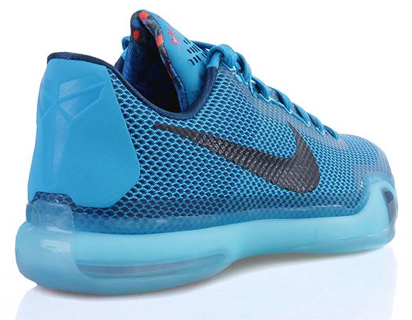 Nike Kobe 10 Blue Lagoon Available