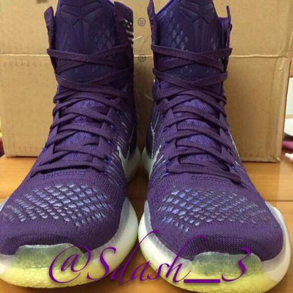outlet store d1737 a2619 Nike Kobe 10 High Purple