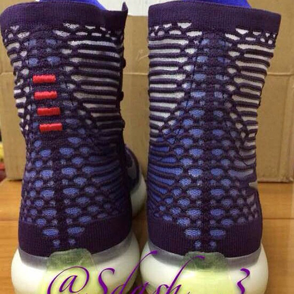 Nike Kobe 10 High Purple