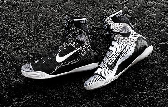 separation shoes 67af0 58ca7 Nike Kobe 9 Elite BHM Black History Month