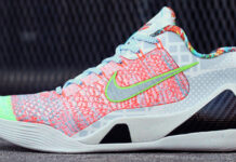 Nike Kobe 9 WTK Low Custom by Dank