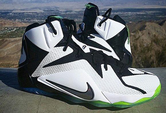 huge selection of 5f7df 59776 First Look: Nike LeBron 12 'All Star' | SneakerFiles