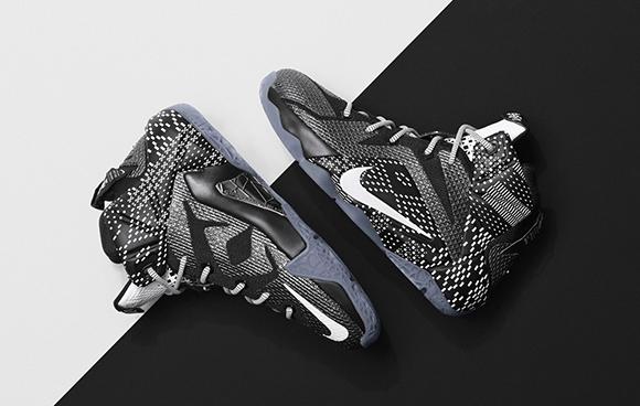 Nike LeBron 12 Black History month BHM 2015