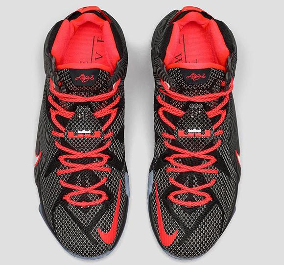 Nike LeBron 12 Court Vision