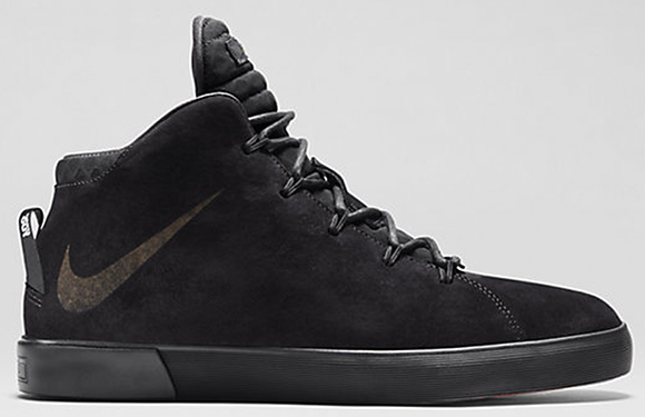 Nike LeBron 12 Lifestyle Lights Out