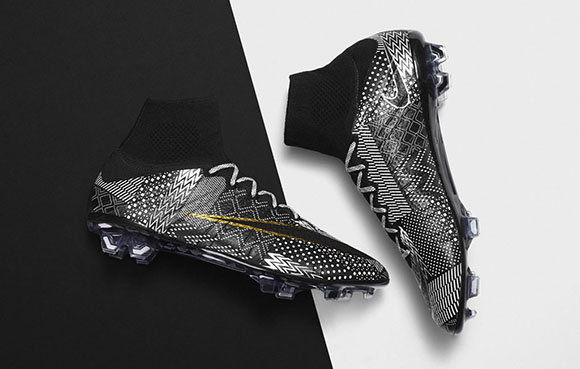 Nike Mercurial Superfly BHM Black History Month 2015