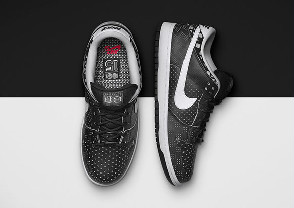 Nike SB Dunk Low BHM Black History Month 2015